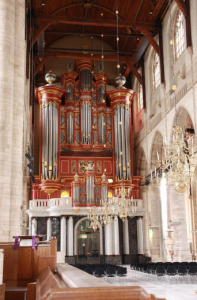 Melosthesia - Marcussen organ